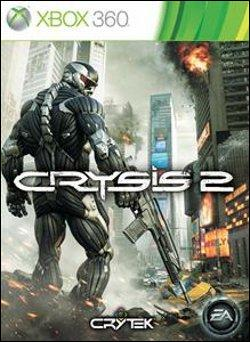 Crysis 2 Box art
