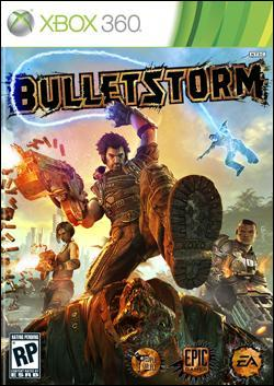 Bulletstorm Box art