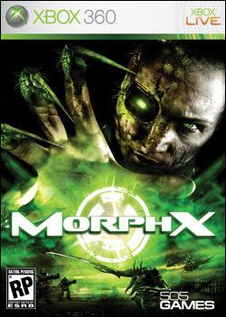 Morphx (Xbox 360) by 505 Games Box Art