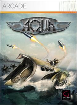 Aqua (Xbox 360 Arcade) by Microsoft Box Art