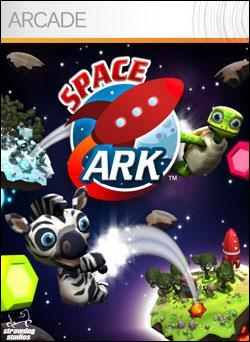 Space Ark (Xbox 360 Arcade) by Microsoft Box Art