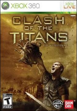 Clash of The Titans (Xbox 360) by Namco Bandai Box Art