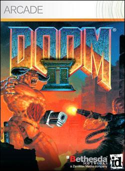 Doom II (Xbox 360 Arcade) by Bethesda Softworks Box Art