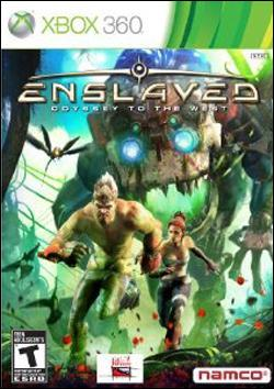 Enslaved: Odyssey to the West   (Xbox 360) by Namco Bandai Box Art