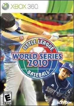 Little League World Series Baseball 2010 (Xbox 360) by Activision Box Art
