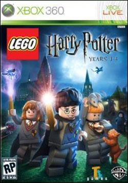 LEGO Harry Potter: Years 1-4 (Xbox 360) by Warner Bros. Interactive Box Art