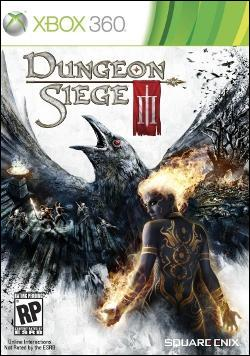 Dungeon Siege 3 Box art
