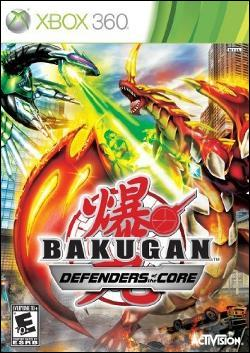 Bakugan: Defenders of the Core (Xbox 360) by Activision Box Art