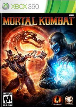 Mortal Kombat Box art