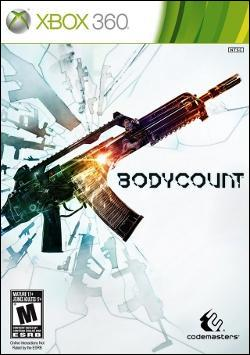 Bodycount (Xbox 360) by THQ Box Art
