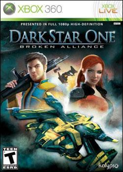 DarkStar One:Broken Alliance (Xbox 360) by Kalypso Media Digital, Ltd. Box Art