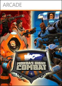 Monday Night Combat (Xbox 360 Arcade) by Microsoft Box Art
