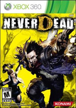 Neverdead (Xbox 360) by Konami Box Art