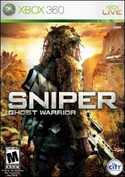 Sniper: Ghost Warrior   (Xbox 360) by Microsoft Box Art