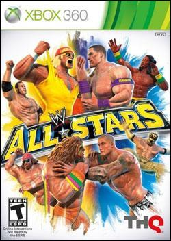 WWE All-Stars    (Xbox 360) by THQ Box Art