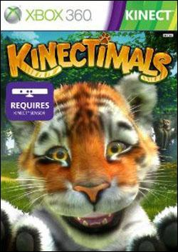 Kinectimals (Xbox 360) by Microsoft Box Art