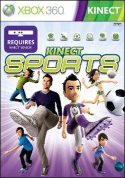Kinect Sports (Xbox 360) by Microsoft Box Art