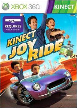 Kinect Joy Ride (Xbox 360) by Microsoft Box Art