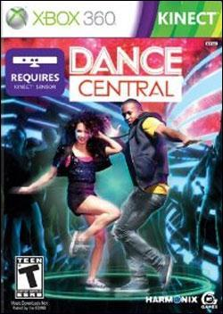 Dance Central Box art