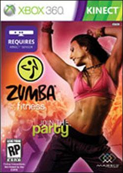 Zumba Fitness (Xbox 360) by Majesco Box Art