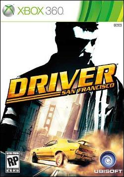 Driver: San Francisco (Xbox 360) by Ubi Soft Entertainment Box Art