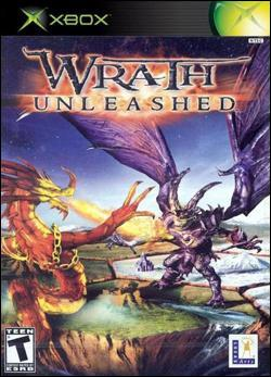 Wrath Unleashed (Xbox) by LucasArts Box Art