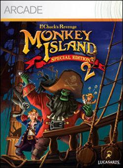 Monkey Island 2 Special Edition: LeChucks Revenge (Xbox 360 Arcade) by LucasArts Box Art