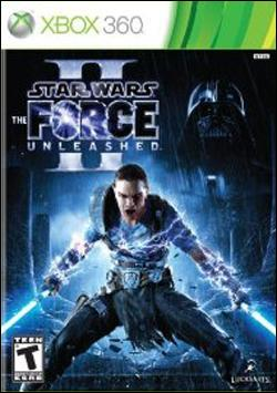 Star Wars: The Force Unleashed 2 (Xbox 360) by LucasArts Box Art