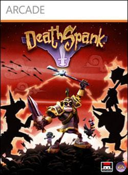 DeathSpank (Xbox 360 Arcade) by Electronic Arts Box Art
