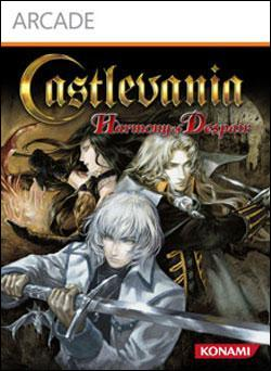 Castlevania:  Harmony of Despair Box art