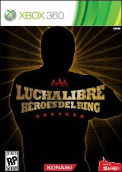 Lucha Libre AAA Heroes of the Ring Box art