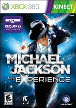 Michael Jackson: The Experience (Xbox 360) by Ubi Soft Entertainment Box Art