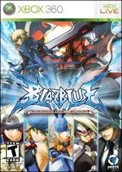 BlazBlue: Continuum Shift (Xbox 360) by Aksys Games Box Art