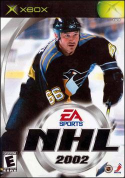 NHL 2002 Box art