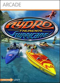 Hydro Thunder Hurricane Box art