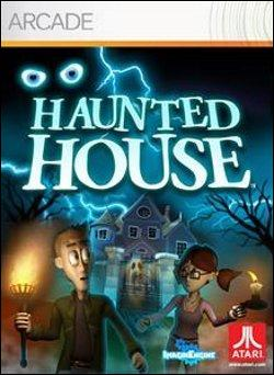 Haunted House (Xbox 360 Arcade) by Atari Box Art