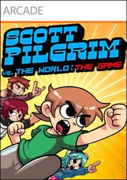 Scott Pilgrim vs. the World: The Game Box art