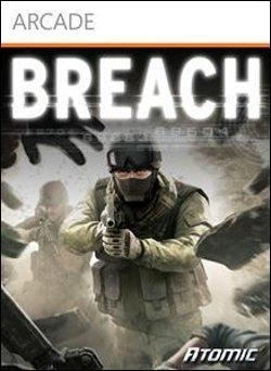 Breach (Xbox 360 Arcade) by Microsoft Box Art