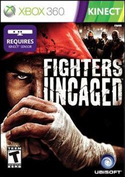 Fighters Uncaged (Xbox 360) by Ubi Soft Entertainment Box Art