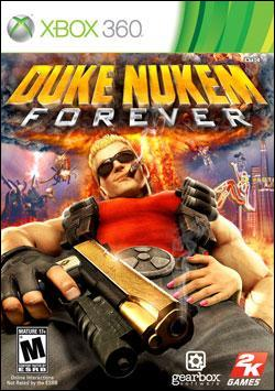 Duke Nukem Forever (Xbox 360) by 2K Games Box Art