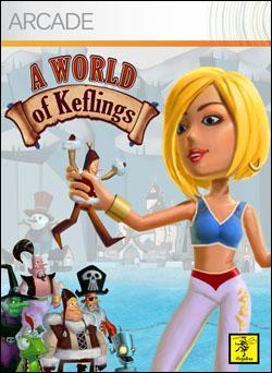 A World of Keflings (Xbox 360 Arcade) by Microsoft Box Art