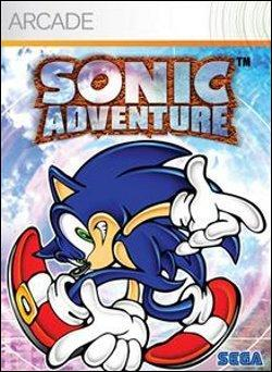 Sonic Adventure (Xbox 360 Arcade) by Sega Box Art