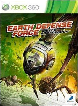 Earth Defense Force: Insect Armageddon (Xbox 360) by Microsoft Box Art