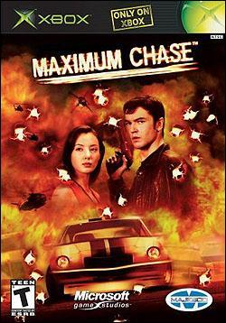 Maximum Chase (Xbox) by Microsoft Box Art