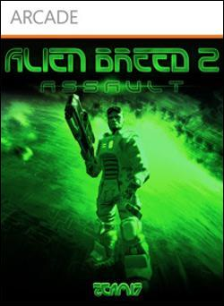 Alien Breed 2: Assault (Xbox 360 Arcade) by Microsoft Box Art