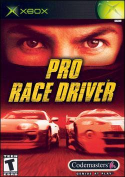 Pro Race Driver (Xbox) by Codemasters Box Art