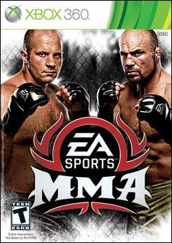 EA Sports MMA (Xbox 360) by Electronic Arts Box Art