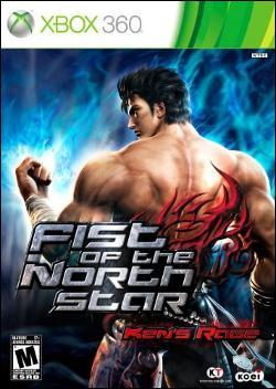 Fist of the North Star: Kens Rage     Box art