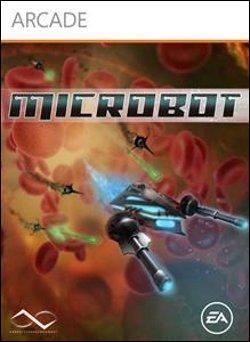 MicroBot (Xbox 360 Arcade) by Electronic Arts Box Art