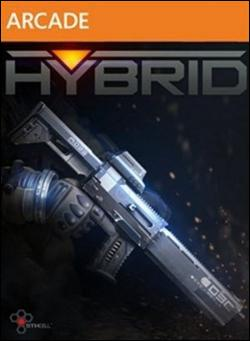 Hybrid (Xbox 360 Arcade) by Microsoft Box Art